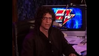 Bee the Tranny rides the Sybian on The Howard Stern Show
