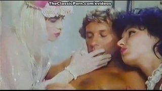 Cicciolina (Ilona Staller), Guido Sem, Anna Fraum in classic xxx movie