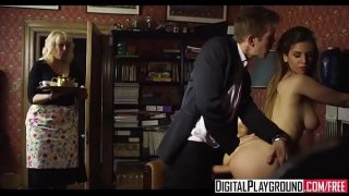 DigitalPlayground – Sherlock A XXX Parody Episode 4