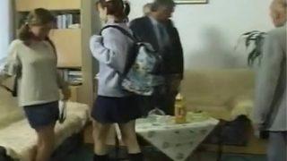 Grandads Fuck Euro Teens Anal Rimming
