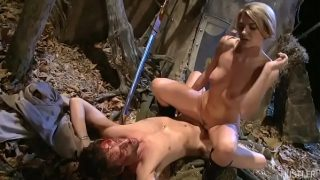 hot babes having hardcore fuck in a stage xxx