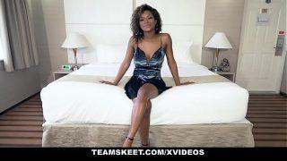 Hot Ebony Teen Lola Chanel Gets Railed in Doggy