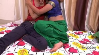 Indian Hot Bhabhi Fucking With Young College Boy