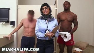 MIA KHALIFA – My Ultimate Interracial Big Dick Challenge