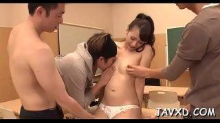 Oriental porn star